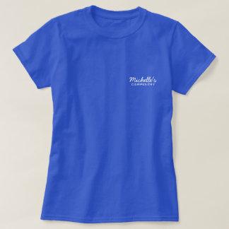 Personalisiertes Geschäft T-Shirt