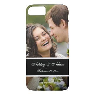 Personalisiertes Hochzeits-Foto-Andenken iPhone 8/7 Hülle