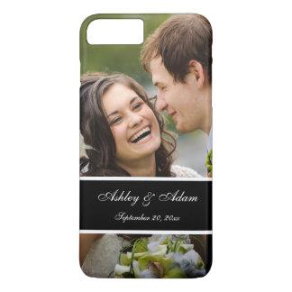 Personalisiertes Hochzeits-Foto-Andenken iPhone 8 Plus/7 Plus Hülle