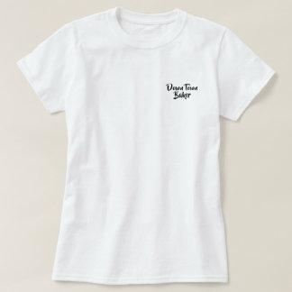 Personalisiertes schwarzes Skript BTMF T-Shirt