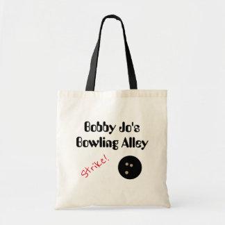 "Personalizable Bowlings-Gassen-""Streik! ""mit Ball Tragetasche"