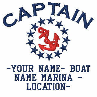 Personalizable Ihre Yacht-Flaggen-Stickerei Bestickte Polos