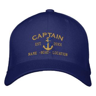 Personifizieren Sie leicht einen stilvollen Bestickte Kappe