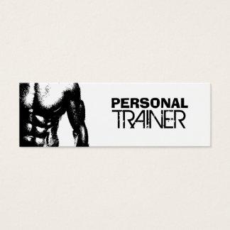 Persönlicher Trainer-dünne Visitenkarten