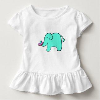 Petunie der Elefant - Krapfen-T - Shirt