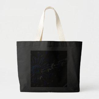 Pfau-Anmerkungs-Handtasche Einkaufstasche