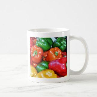Pfeffer-Regenbogen Tasse