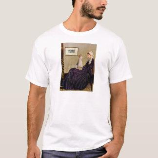 Pfeifer-Mutter - Draht-Foxterrier #4 T-Shirt