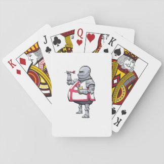 Pfeil-Ritter - gelegentlich Spielkarten