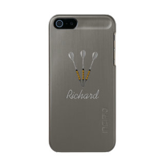 Pfeile personalisiert/Monogramm Incipio Feather® Shine iPhone 5 Hülle