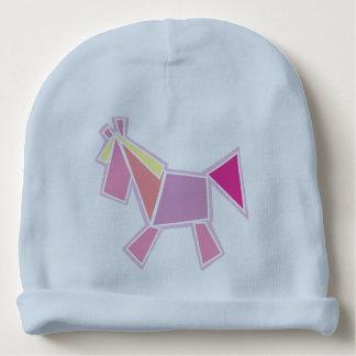 Pferd Babymütze