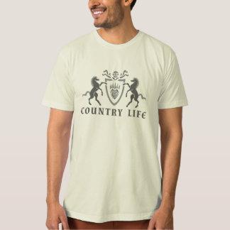 Pferde und Landleben T-Shirt