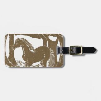 PferdeGepäckanhänger Gepäckanhänger