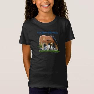 Pferdeliebhaber-T - Shirts