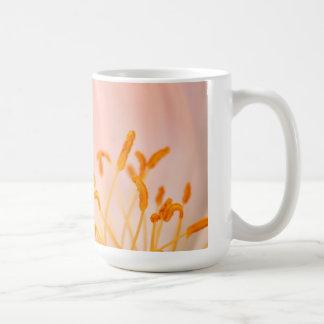 Pfingstrosen-Blume Tasse