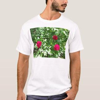 Pfingstrosen T-Shirt