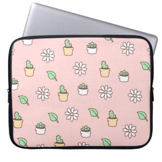 """Pflanzen-Hacke 15"""" Laptop-Hülse Computer Schutzhüllen"""