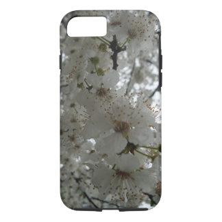 Pflaumen-Blume iPhone 6, stark iPhone 8/7 Hülle