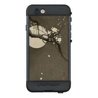 Pflaumen-Blüten nachts durch Ohara Koson Vintag LifeProof NÜÜD iPhone 6s Hülle