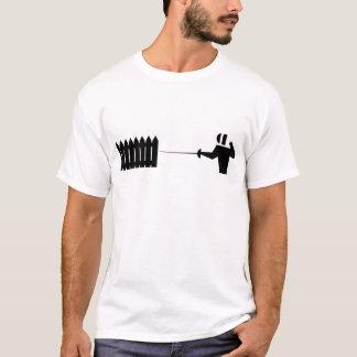 Pfosten fencing_2 T-Shirt