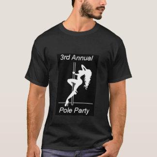 Pfosten-Party T-Shirt