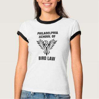 Philadelphia-Schule des Vogel-GesetzesVintagen T-Shirt