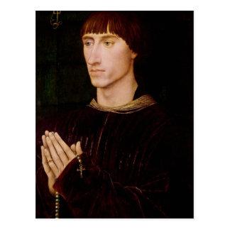 Philippe de Croy Seigneur von Sempy Postkarte