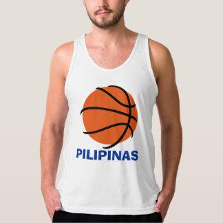 Philippinen-Basketball Tank Top