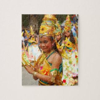 Philippinen-Festival Foto Puzzles