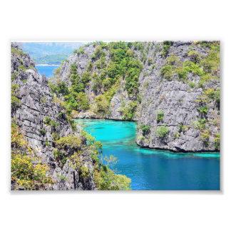 Philippinen Fotodruck