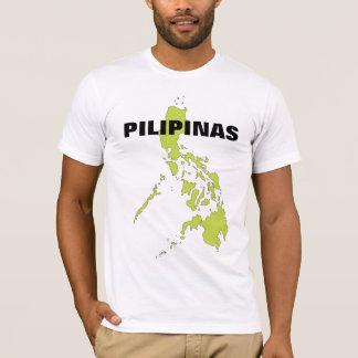 Philippinen Pilipinas T-Shirt