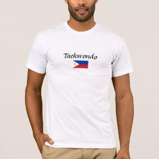 Philippinen Taekwondo T-Shirt