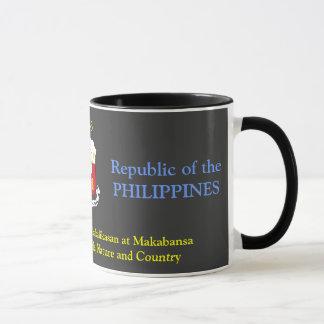 Philippinen Tasse/Pilipinas tabo Tasse