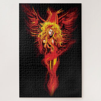 Phoenix-Frau Puzzle