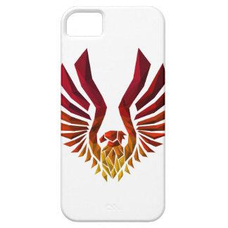 Phoenix-Polygon iPhone 5 Etui