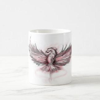 Phoenix-Steigen Tasse