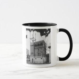 Phönizisches Haus, universelle Ausstellung, Paris Tasse