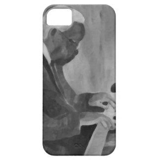 Pianist Originaler Jazz Oils iPhone 5, Barely iPhone 5 Hüllen