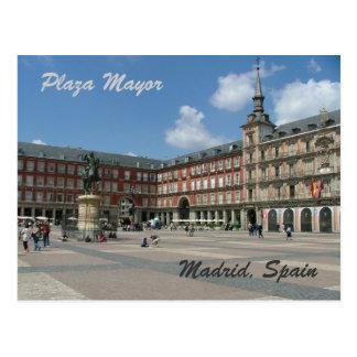 Piazza-Bürgermeister Postkarte