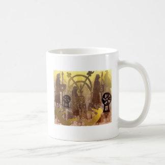Pictish Birsay Stein Kaffeetasse