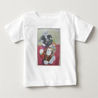 Pierot und der Affe Baby T-shirt