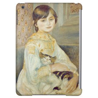 Pierre ein Renoir   Julie Manet mit Katze
