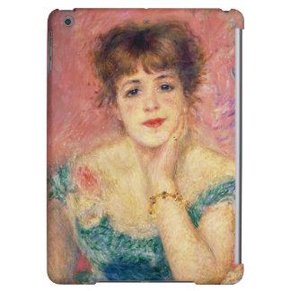 Pierre ein Renoir   Porträt von Jeanne Samary