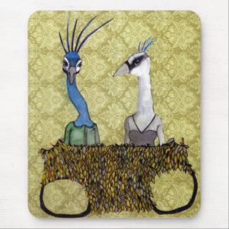 Pierre und Penelope Mousepad
