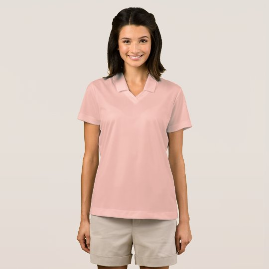 Nike Dri-FIT Pique Polo Shirt für Frauen
