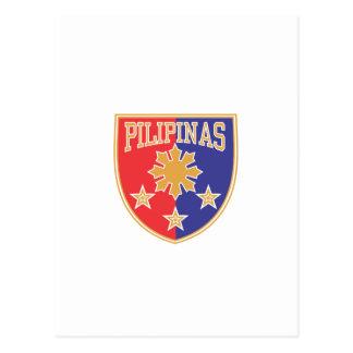 Pilipinas Postkarte