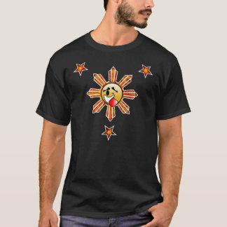 pilipinas smiley-T - Shirt 1
