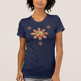 pilipinas smiley-T - Shirt 2