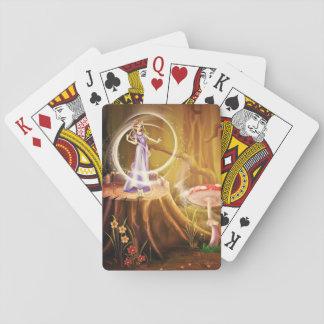Pilz-Fee Pokerkarten