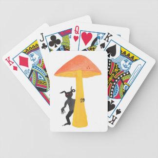 Pilz-Kobold Poker Karten